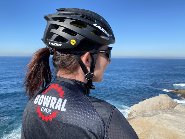 With advancements in insulation and garment technology, it's not difficult to stay warm during winter. Pictured here is custom Bowral Classic kit by Champion System.