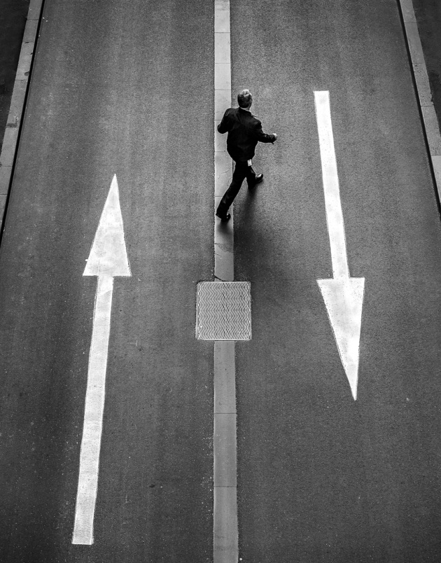 Indecision. © Mario Mirabile.