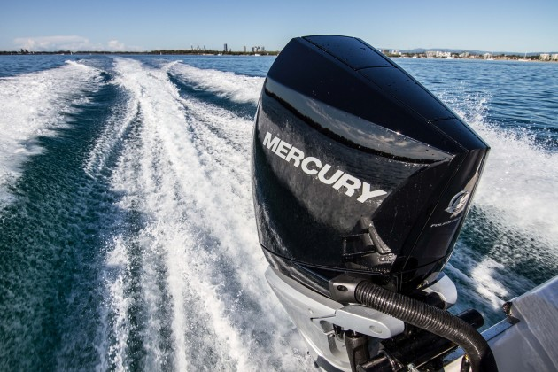 Revenue from sales of Mercury engines was up by 14% during 2018.