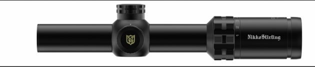 Nikko Stirling Octa 1-8x Zoom Riflescope