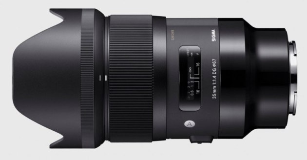 Sigma Art 35mm f/1.4 for Sony E-mount