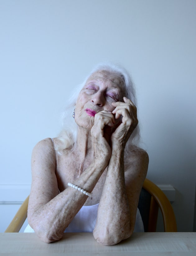Eileen Kramer is a Dancer, 2019, by Hugh Stewart. Eileen Kramer is a dancer. She moved back to Australia from New York when she was 98 because she wanted to hear a kookaburra. She is 105 this year.