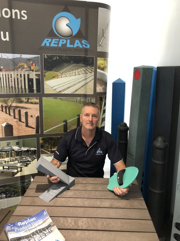 Mark Yates, founder and director, RePlas.