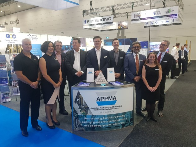 The APPMA Board (absent: James Windsor).