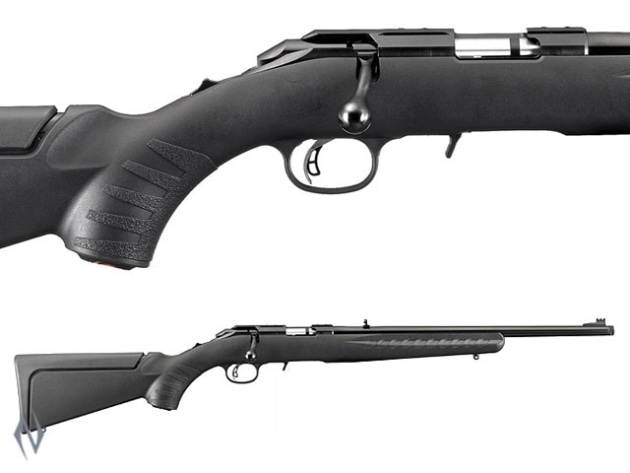 Ruger American Compact with 18-inch barrel