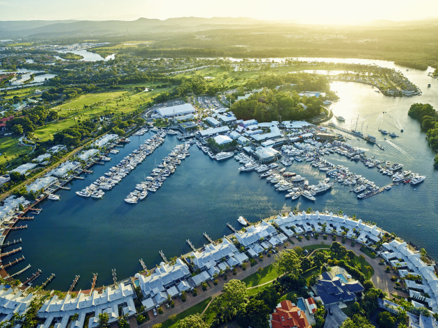 Sanctuary Cove International Boat Show Starts This Thursday
