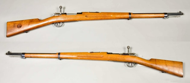 Swedish Infantry Rifle M96 (original-long)