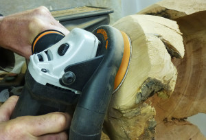New release: Arbortech's own Power Carving Unit for carving attachments