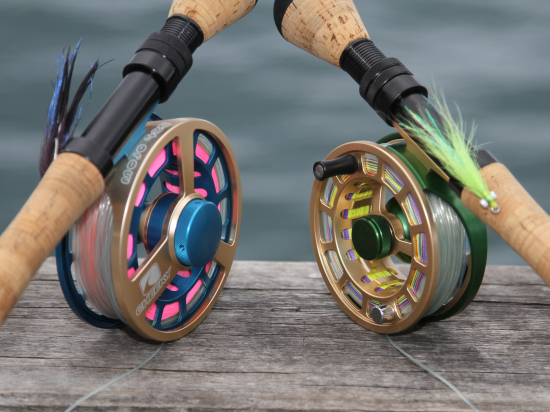 Cheeky fly reels fishing world for Cheeky fly fishing