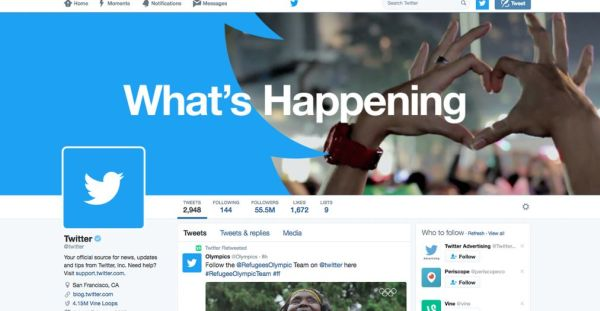 Twitter refreshes brand - takes aim at non-users