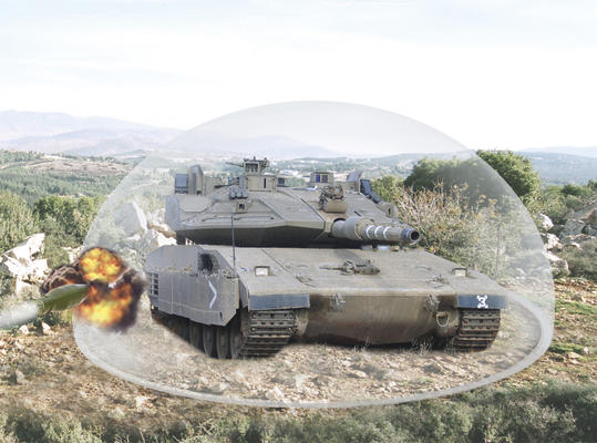 Israel ups active protection systems order - Australian ...