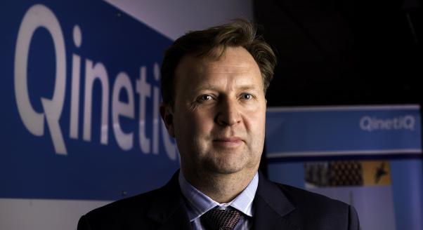 Managing Director QinetiQ Australia Greg Barsby. Credit: QinetiQ