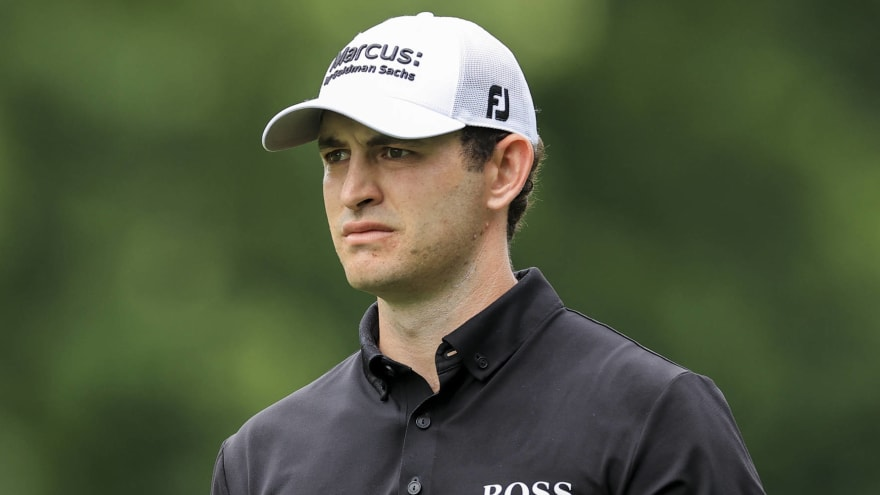 Patrick Cantlay hits female spectator with shot, wins Memorial