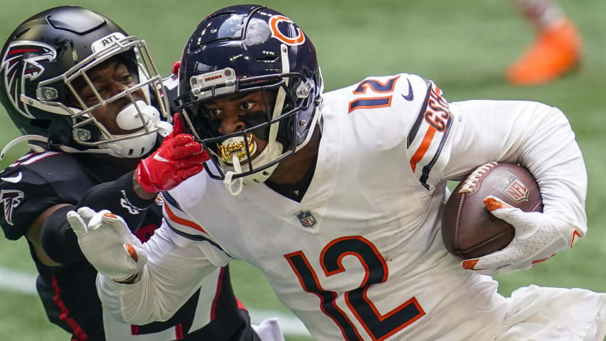 Bears WR Allen Robinson to report for minicamp amid wishes for contract extension