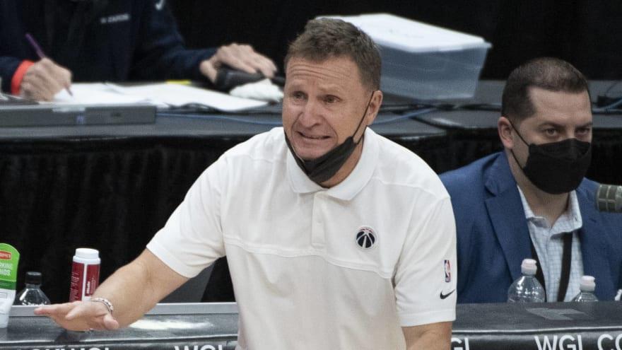 Wizards, head coach Scott Brooks to part ways