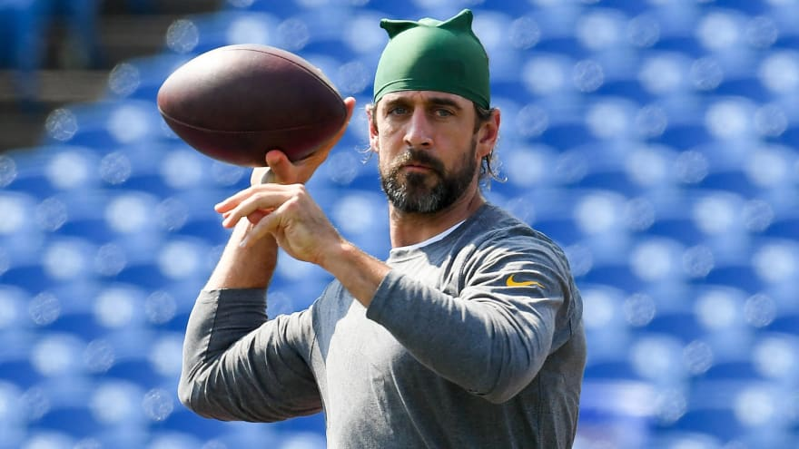 Broncos reportedly still eyeing Aaron Rodgers trade