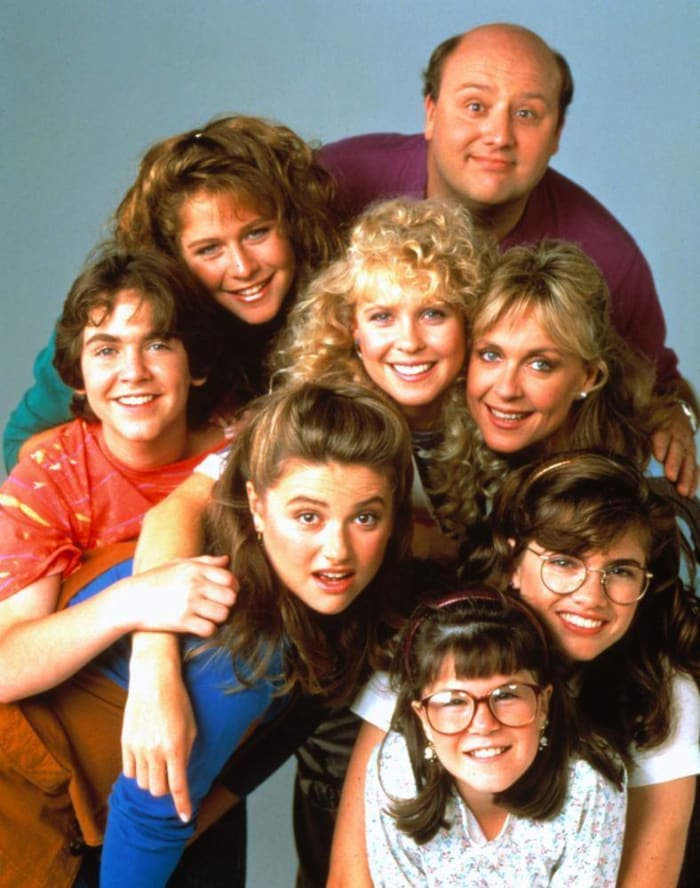 """""""Just the Ten of Us"""" (1988-1990"""