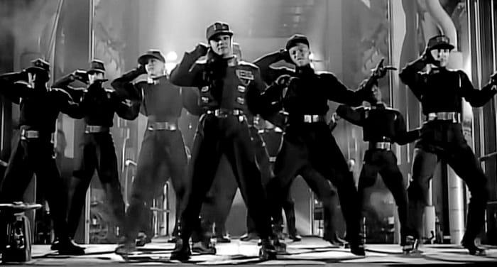 """Janet Jackson """"Rhythm Nation"""" (1989)"""