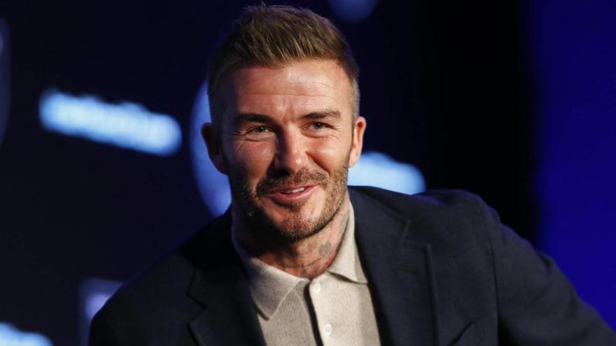 Beckham: Inter Miami want Ronaldo, Messi, Neymar?
