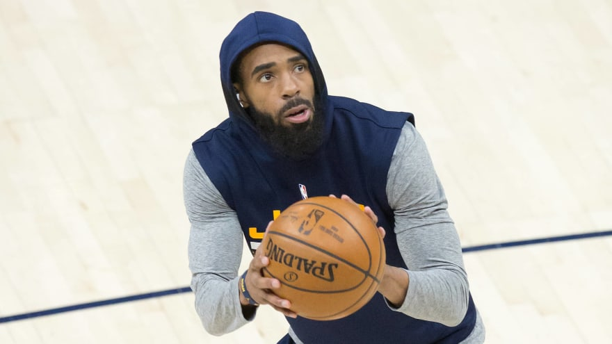 Jazz reportedly preparing three-year offer for Conley