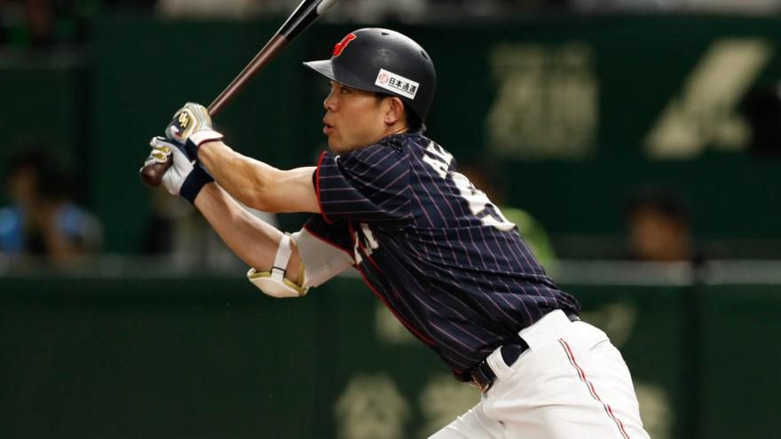 Padres reportedly leading contender to sign Shogo Akiyama