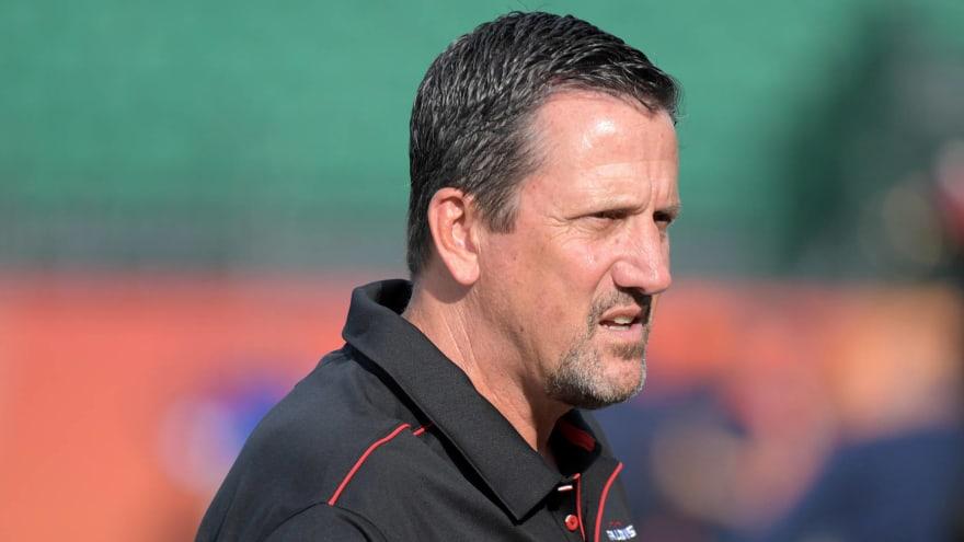 Jets assistant Greg Knapp dies after bike accident