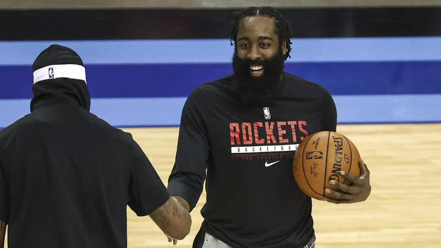 Biggest winners and losers of the James Harden trade
