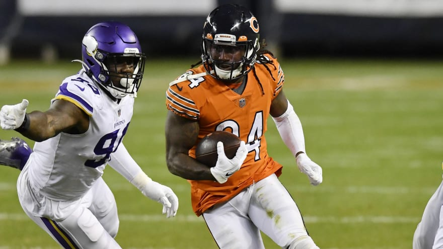 Falcons sign Cordarrelle Patterson to one-year, $3M deal