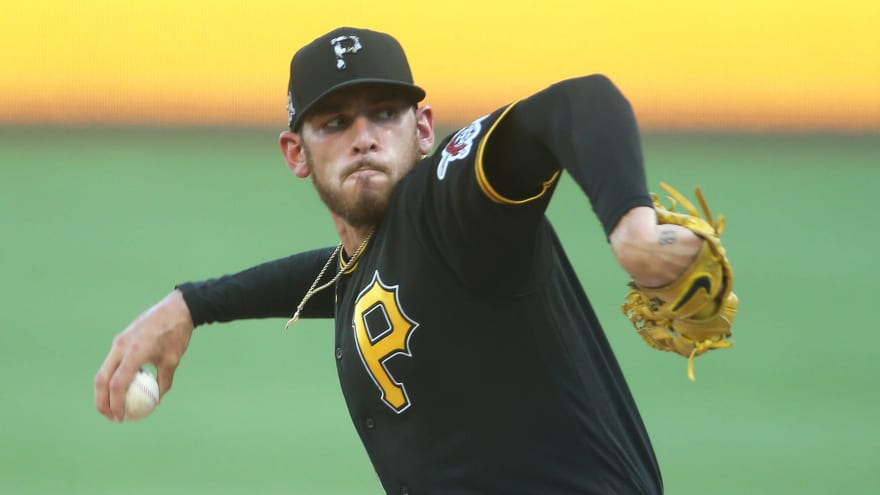 Padres to acquire Joe Musgrove from Pirates