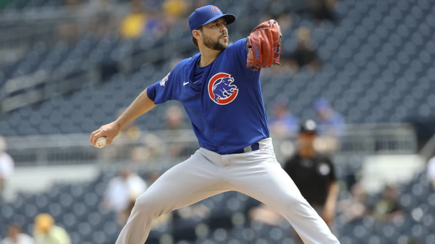 Cubs trade reliever Ryan Tepera to White Sox