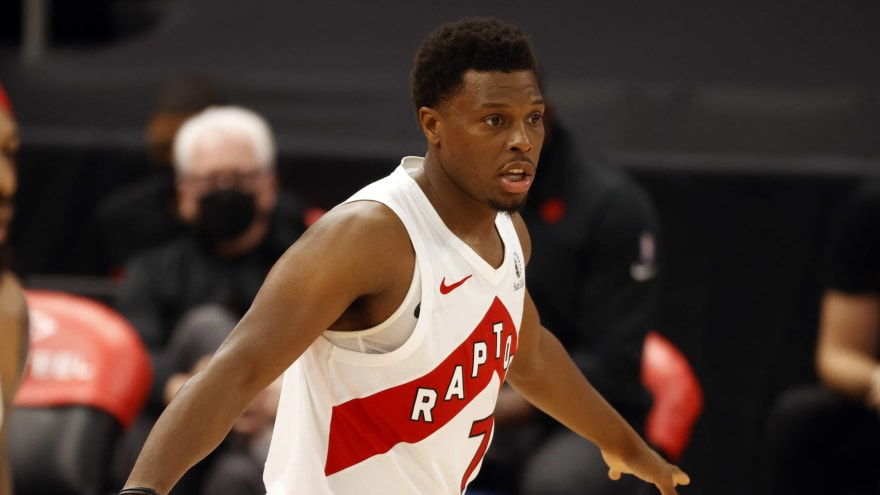Report: Bulls eyeing Kyle Lowry, Lonzo Ball, other PGs
