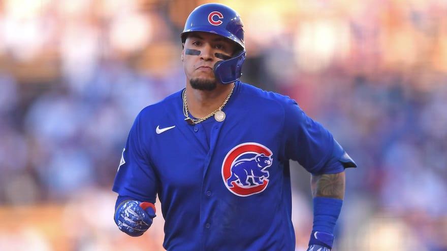 Cubs trade star IF Javier Baez, SP Trevor Williams to Mets