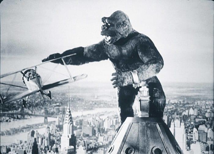 """King Kong"" (1933)"