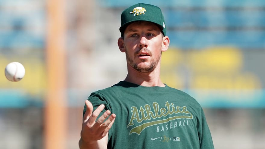 All-Star pitcher Chris Bassitt could return to A's this week