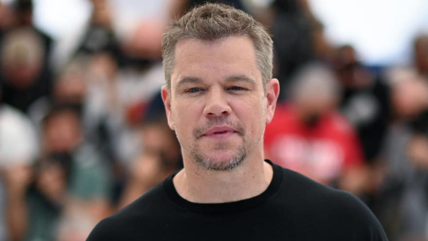 Matt Damon: 'I stand with the LGBTQ+ community'