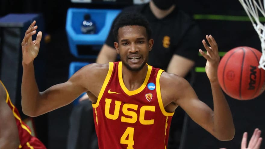 Cavaliers draft Evan Mobley with No. 3 pick