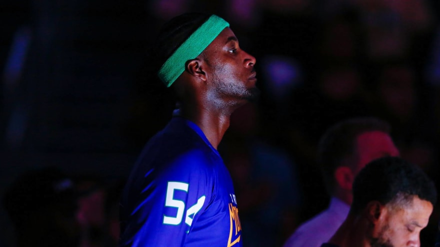 Kwame Brown: Michael Jordan never wanted me on Wizards