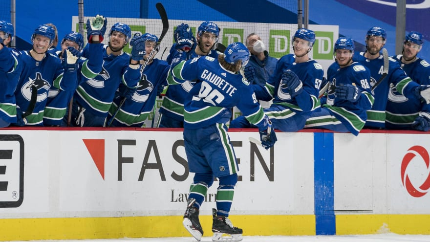 NHL hopes Canucks can return 'by the end of next week'