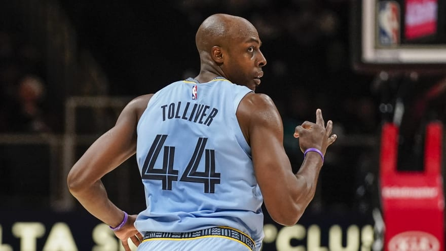 Sixers signing Anthony Tolliver to 10-Day contract