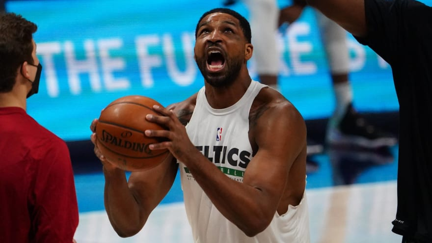 Tristan Thompson gets $50K from paternity accuser in libel case
