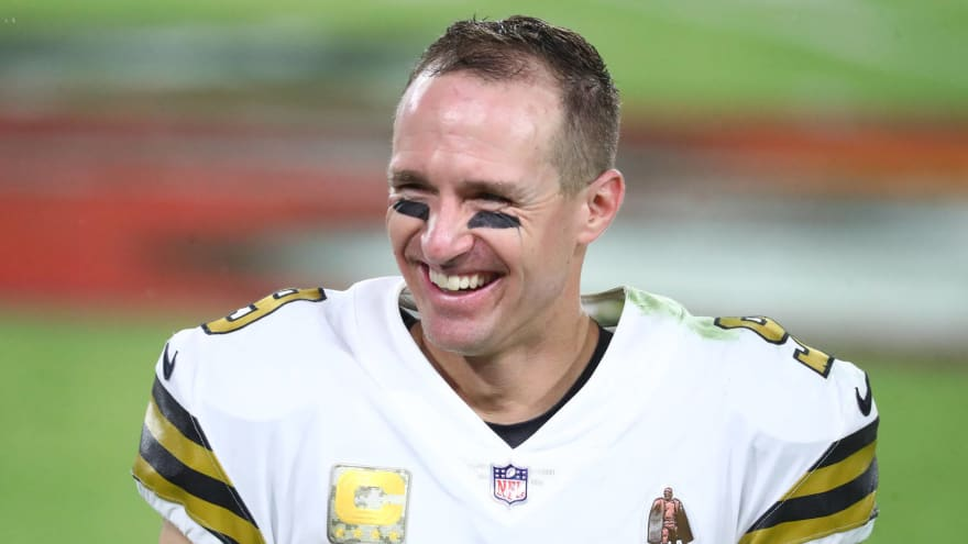 Drew Brees now officially retired