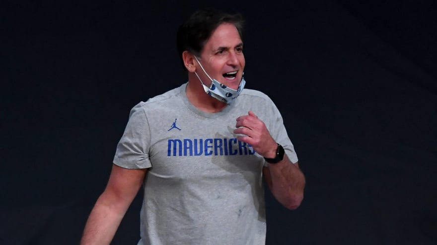 Mark Cuban: Play-in tournament an 'enormous mistake'
