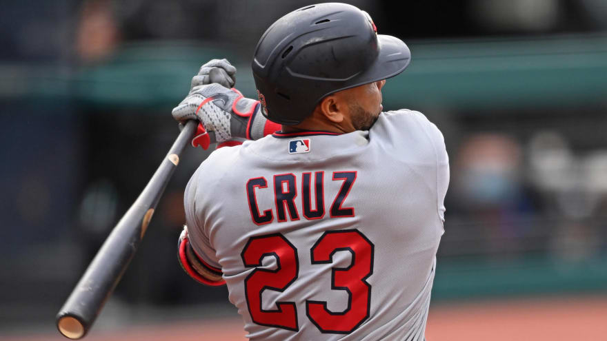 Nelson Cruz had to pay up to wear No. 23 for Rays