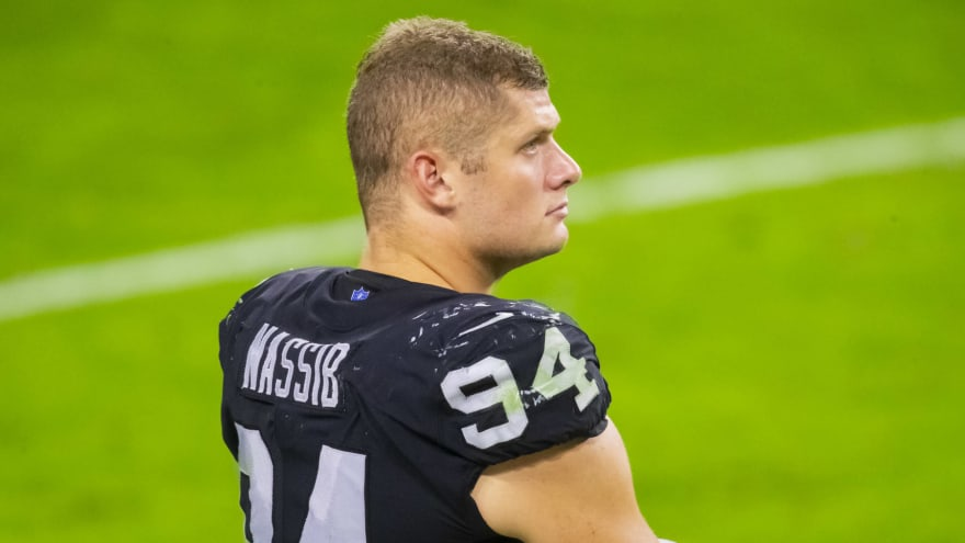 Raiders' Carl Nassib is first active openly gay NFL player