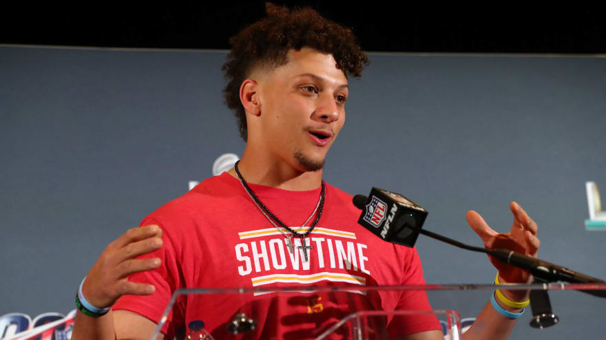 Details of Patrick Mahomes' new contract with Chiefs revealed