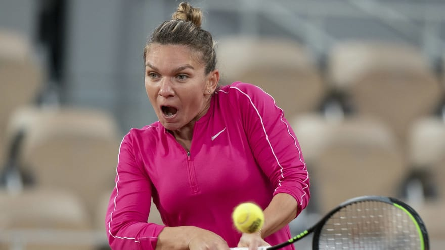 Could Simona Halep miss French Open with calf injury?