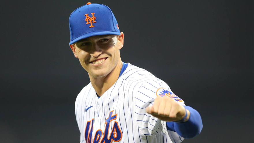 Mets place Brandon Nimmo on IL with finger contusion
