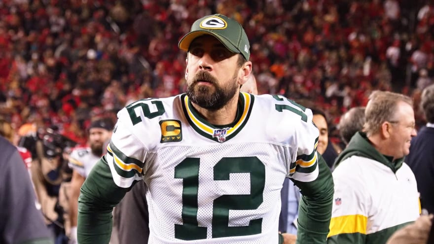 Rodgers likelier to sit out 2021 season than play for Packers