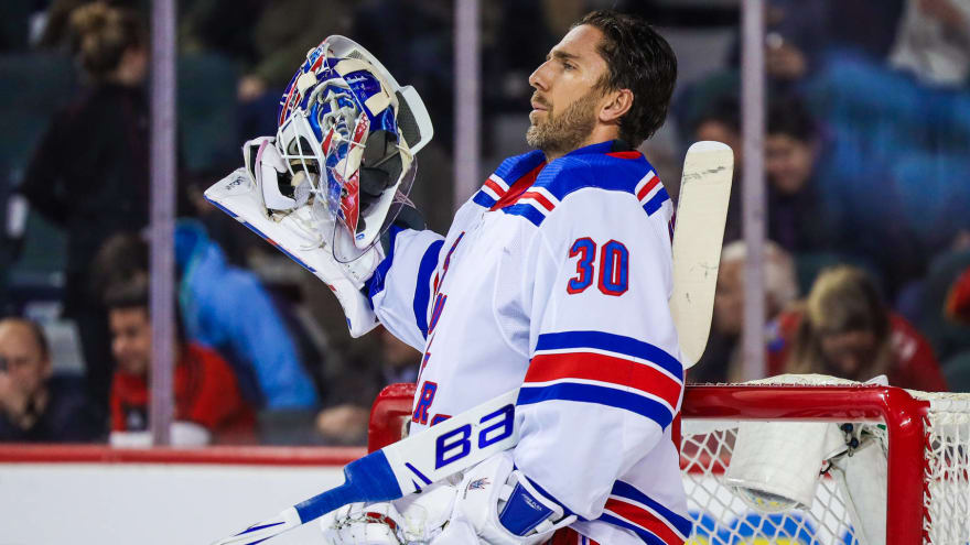 Caps' Lundqvist hopes to be cleared to return this month