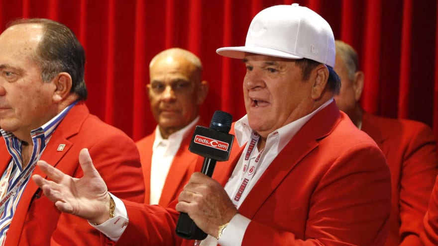 Pete Rose on Astros: 'I can't imagine doing something like that'